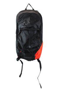 KTM Rucksack mit Fach für Werkzeug, Trinkflasche, Phone, Helmhalterung, Regenüberzug 12 Liter oder 20 Liter, Literangabe:20 Liter