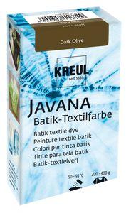 KREUL Javana Batik-Textilfarbe, 70g Dark Olive