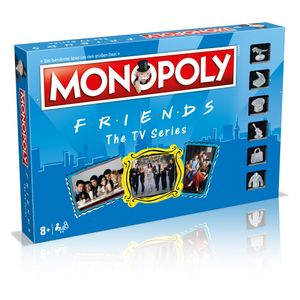 Monopoly Friends F.R.I.E.N.D.S. Serie Edition Brettspiel Gesellschaftsspiel Spiel deutsch