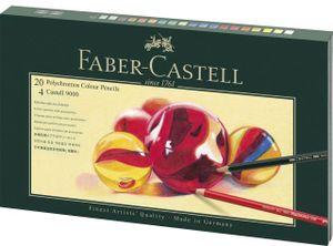 Faber Castell Künstlerfarbstift Polychromos, Geschenketui Mixed Media