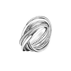 Joop JPRG90681A Damen Ring Embrace 55 (17.5)
