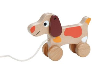 Nachziehhund von Lelin, Pull Along Doggy, L10265