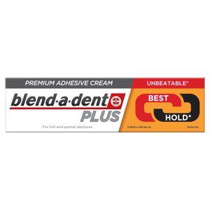 3x Blend-a-dent  Premium Plus Haftcreme  40g