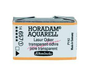 Schmincke HORADAM Aquarell Lasur Ocker 1/1 Näpfchen 14657043