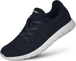 Giesswein Merino Wool Runners Damen dunkelblau Schuhgröße EU 40