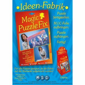 Magic Puzzle Fix. 12 Spezial Klebe-Folien
