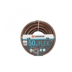 GARDENA Comfort Flex Flex Flex Gartenschlauch - Durchmesser 15mm - 50m 18049-26