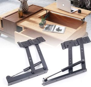 Klappscharnier Lift Pneumatische Luftfeder lift Hebegestell für Couchtisch Hardware Möbel Tisch