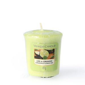 Yankee Candle Lime & Coriander Votiv Sampler 49 g
