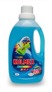 KULMEX® - Color Waschmittel Gel, 12er Pack (1 x 240 Waschladungen) 0,07 EUR/ Waschladung