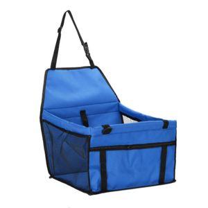 Autositz für Hund (40 × 34 × 25 cm) Blau