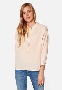 Mavi YOUNG FASHION Damen V NECK BLOUSE Damen Bluse Hemd Freizeit Business cloud pink L