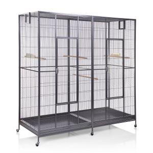 Vogelvoliere XXL Sydney II - Antik von Montana Cages
