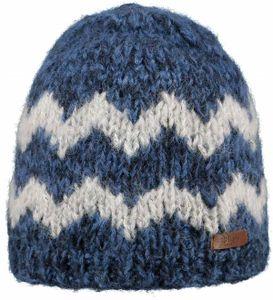 Barts Damen Mütze Woman Adults Douro Beanie OneSize - Farbauswahl / Farbe: Blue