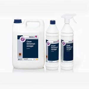 MEGA 942 Clean Universalreiniger Konzentrat 1 Liter farblos