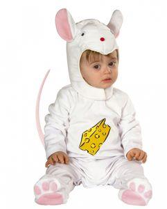 Maus Plüsch Baby Kostüm