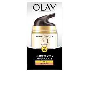 Feuchtigkeitscreme mit Farbe Total Effects Bb Cream Olay Spf 15 (50 ml)