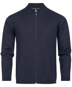 Größe 3XL Greiff Corporate Wear Strick Herren Strickjacke Regular Fit Marine Modell 6042