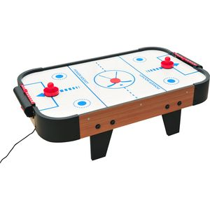 "Small Foot 10249 Air Hockey ""Tabletop"", weiß/braun (1 Stück)"