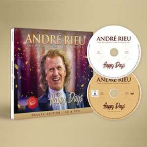 Happy Days (Deluxe Edition) - André Rieu -   - (CD / Titel: H-P)
