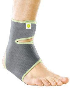 Knöchelbandage flexibel Klettverschluss Kompression & Halt Sportbandage Sprunggelenk Unisex Damen Herren