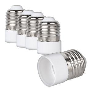 4x Lampensockel Adapter - E27 Fassung auf E214Lampensockel