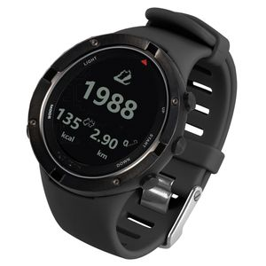 Outdoor-Uhr mit GPS Herzfrequenz Triathlon Sportuhr Hoehenmesser Barometer Uhr