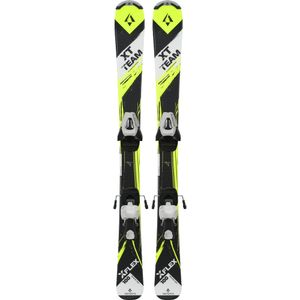 TECNOPRO Ki.-Ski-Set XT TEAM + CW 45 GW/LW 7 BLACK/YELLOW 140