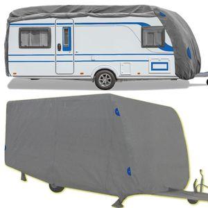 Schutzhülle für Wohnwagen 550 x 250 x 220 cm