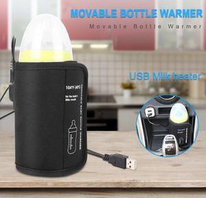 USB Babyflaschenwärmer, multifunktionale Flaschenheizung, tragbarer Autothermostat,tragbar