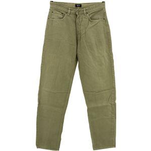 #5519 Hugo Boss, Arkansas ,  Herren Jeans Hose, Denim ohne Stretch, beige, W 34 L 34