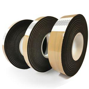8m Komprimierband Acryl 300 40/4, Bandbreite 40mm, expandiert von 4 auf 20mm, anthrazit, Fugendichtband Kompriband Fugenabdichtung Dichtungsband Fensterdichtband Quellband Fugendichtband