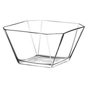 ORION Glasschüssel Salatschüssel quadratisch 19x19 cm