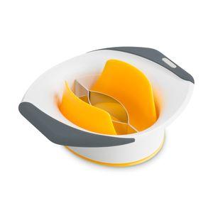 ZYLISS Mango Schneider gelb/silber/weiß Kunststoff/Stahl