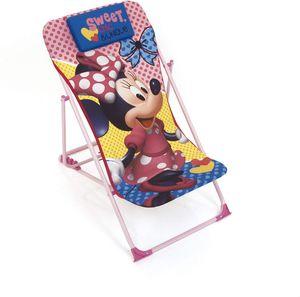 Minnie Maus Gartenliege Gartenstuhl Campingstuhl Kinderliegestuhl Liege Kinderliege