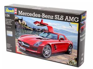 modellbausatz 1Mercedes-Benz SLS AMG:24 rot 141-teilig