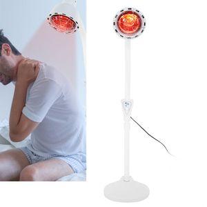 275W Infrarotlampe IR Wärmelampe Strahler Wärmelampe Rotlicht für Behandlung