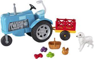 """Barbie """"Spaß auf dem Bauernhof"""" Traktor"""