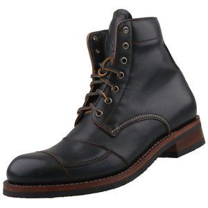 Sendra Herren Stiefel 17181 Dunkelbraun Vintage, Schuhgröße:EUR 42