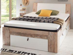 "Bett Komplettbett Einzelbett Kompaktbett Doppelbett Bettanlage ""Chery I"""