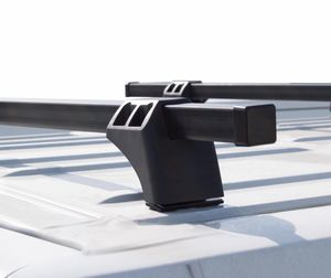 kompatibel mit VW Caddy ab 2011 Dachträger VDP XL Pro 200 2 Stangen Lastenträger