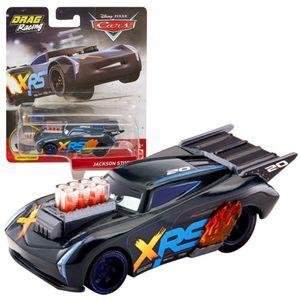 Drag Racing Modelle Auswahl Auto | Disney Cars | Cast 1:55 Fahrzeuge | Mattel, Typ:Jackson Storm