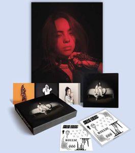 Billie Eilish - When We All Fall Asleep, Where Do We Go? (Limited-Deluxe-Box) -   - (CD / Titel: Q-Z)