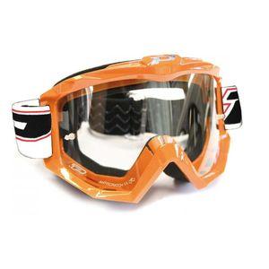 ProGrip Crossbrille Race Line orange 3201 - Motocross Brille