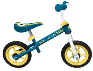Universal Laufräder 2 Räder Minions The Rise Of Guru 10 Zoll Junior Blau/Gelb