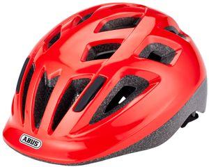 ABUS Smooty 2.0 Helm Kinder shiny red Kopfumfang M | 50-55cm