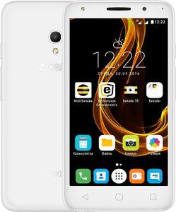 Alcatel PIXI 5045D, 12,7 cm (5 Zoll), 1 GB, 8 GB, 8 MP, Android 6.0, Weiß