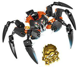 Lego 70790 Bionicle - Herr der Totenkopfspinnen