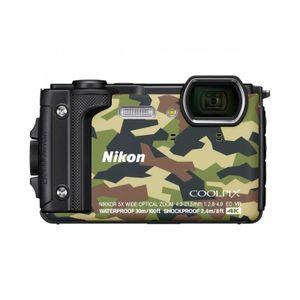 Nikon COOLPIX W300, 16 MP, 4608 x 3456 Pixel, CMOS, 5x, 4K Ultra HD, Camouflage