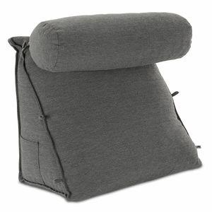 aktivshop Rückenkissen mit Nackenrolle